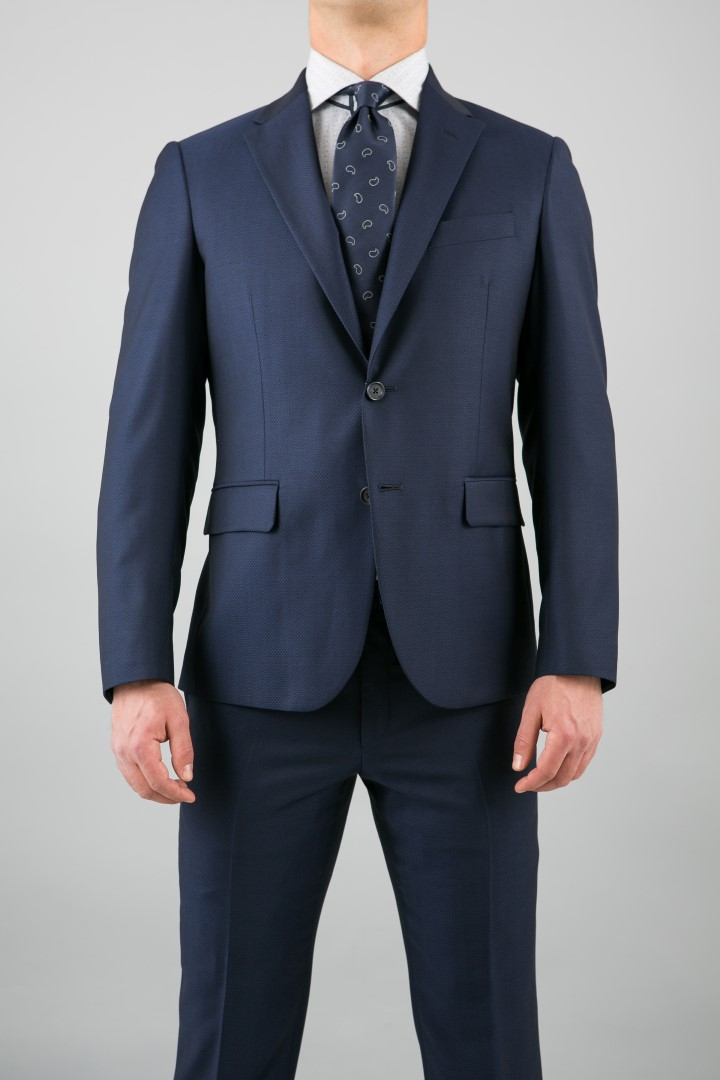 SUIT CC CORNELIANI, SHIRT PAL ZILERI, TIE VITALIANO